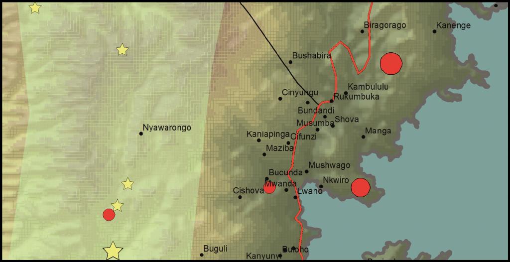 Idjwi Territory, South Kivu Province, DRC (Detail)