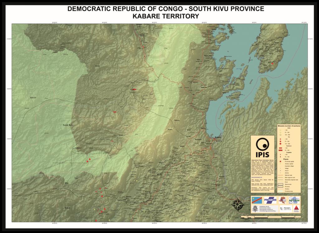 Kabare Territory, South Kivu Province, DRC