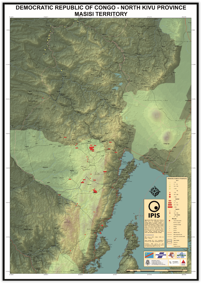 Masisi Territory, North Kivu Province, DRC