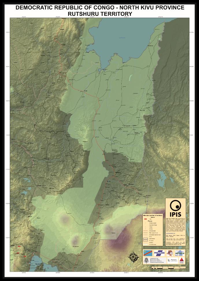 Rutshuru Territory, North Kivu Province, DRC