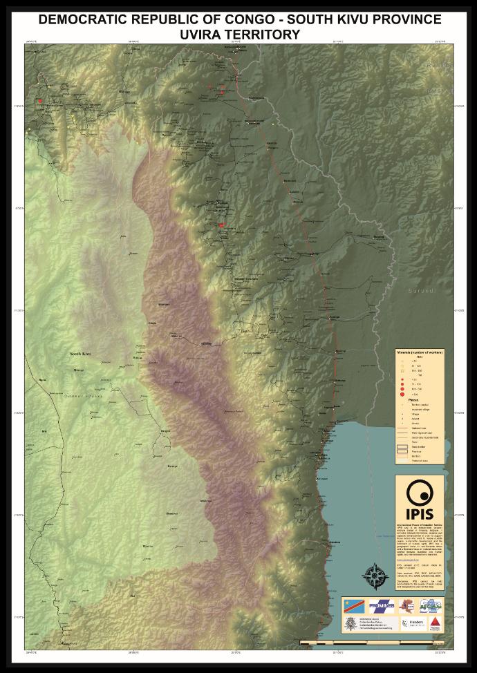 Uvira Territory, South Kivu Province, DRC