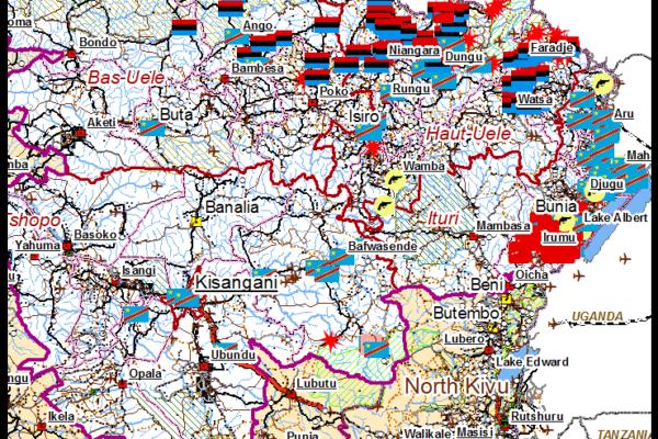 Province Orientale 2010