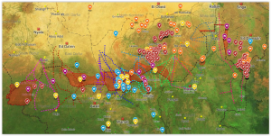 Maps of South Sudan
