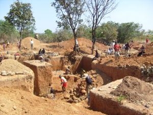 Diamond Mine Central African Republic (Photo: IPIS)