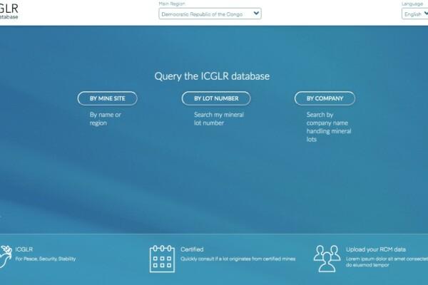 ICGLR Database