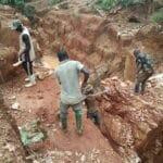 Responsible gold Beni