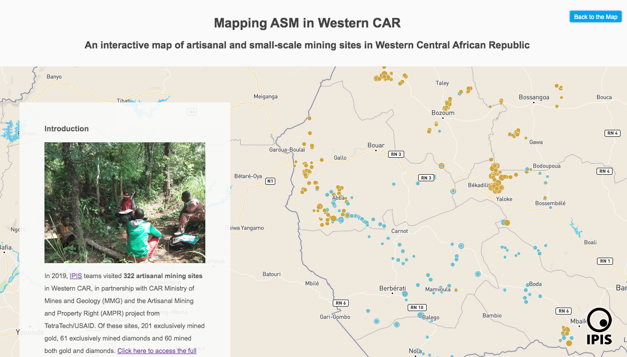 Story map CAR