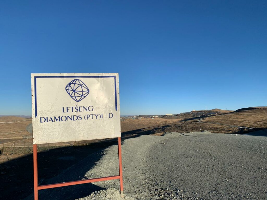 Letseng Diamond Mine