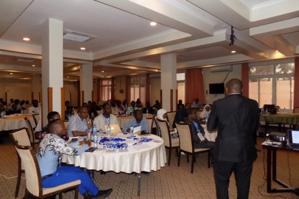 Second Multi-Stakeholder Conference on BHR Tanzania
