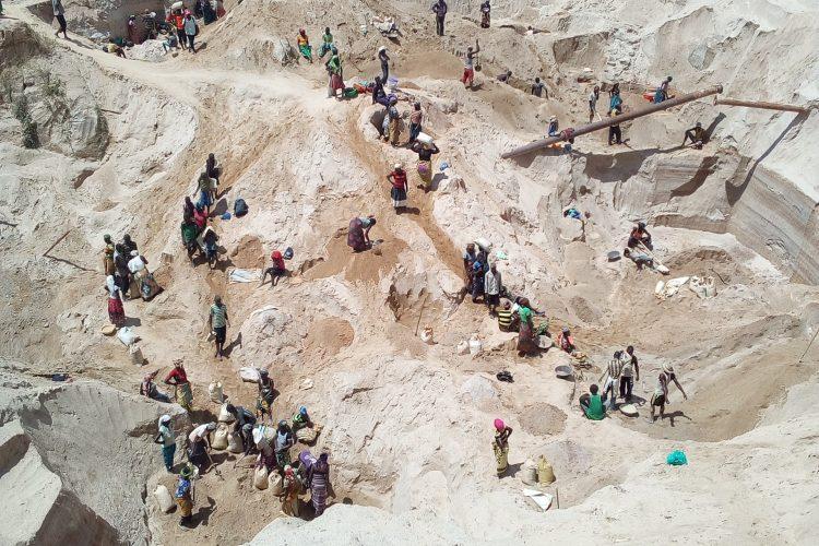 Cover_Cassiterite Mine in Tanganyika